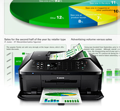 impresora multifuncion canon oficinadomestica